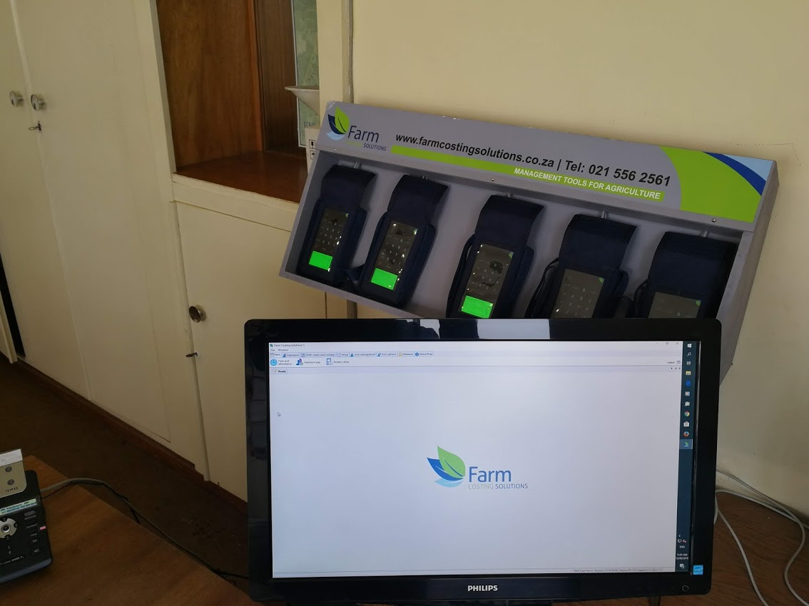 Farm Management Simplified- FCS Software and hardware