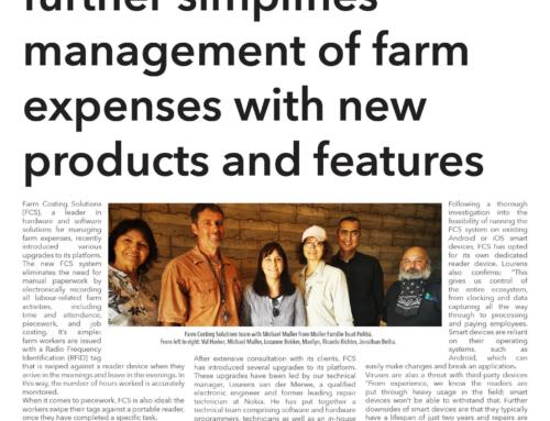 Agricultural Marketer